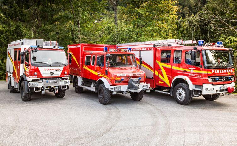 Feuerwehrwagen 2