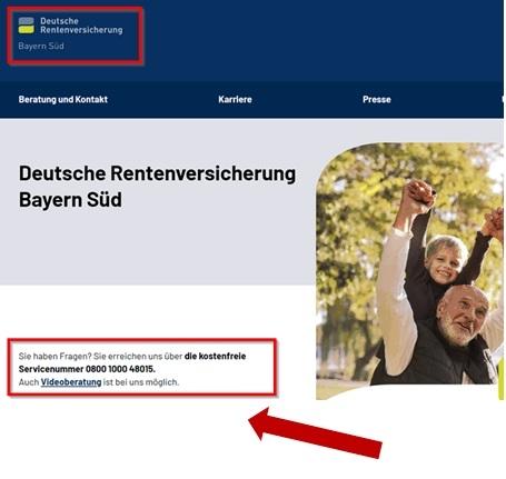 Video deutsche Rentenversicherung